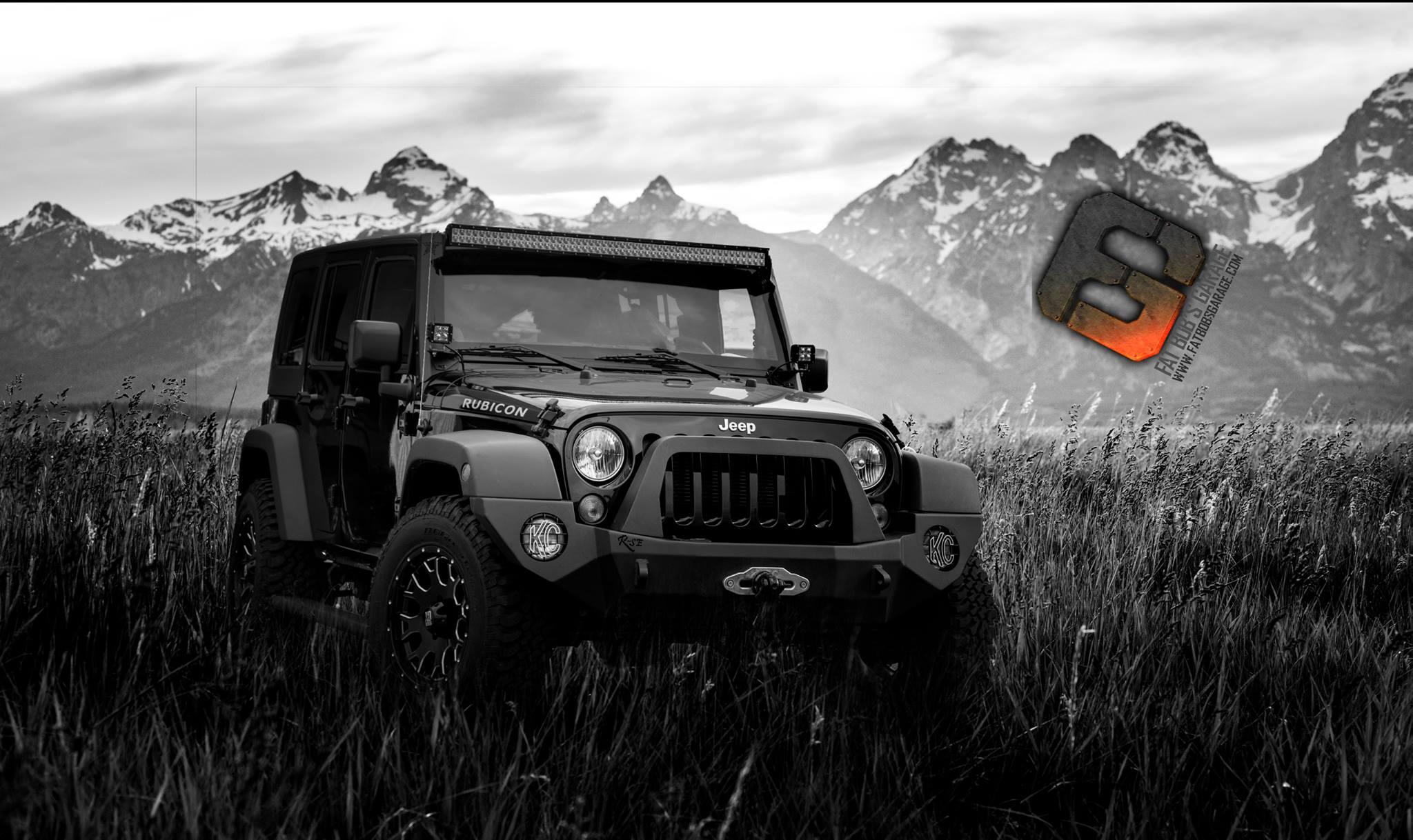 Rubicon Jeep