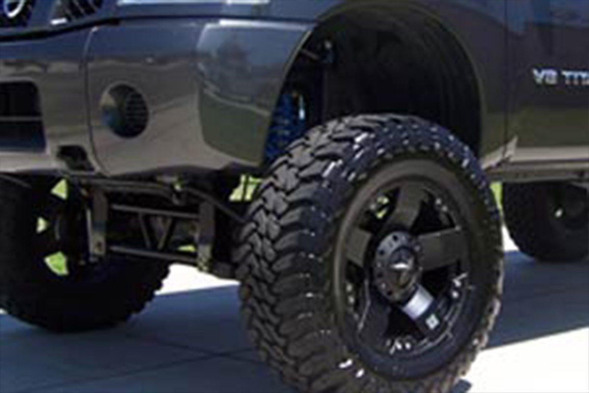 Lift Kits - Leveling Kits - Suspension - Wheels & Tires - Fat Bob's